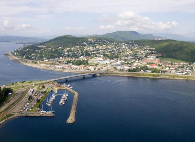 The Saint John Salmon Club :: Location