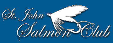 Saint John Salmon Club Logo